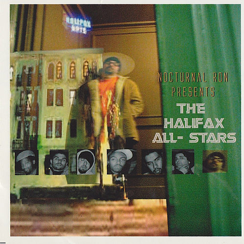Nocturnal Ron Presents The Halifax All-Stars Vol 1 by Various Artists