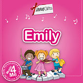Music 4 Me – Personalised Songs & Stories for Emily by Peter Samuels