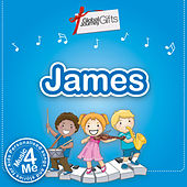 Music 4 Me – Personalised Songs & Stories for James by Peter Samuels