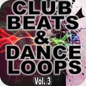 Club Beats & Dance Loops Vol 3 by Ultimate Drum Loops