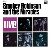Live! by The Miracles