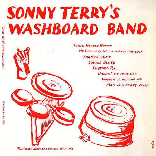 Sonny Terry's Washboard Band by Sonny Terry