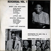 Footnotes to Jazz, Vol. 3: Jazz Rehearsal, I by Mary Lou Williams