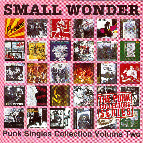 Small Wonder: Punk Singles Collection Vol. 2 by Various Artists