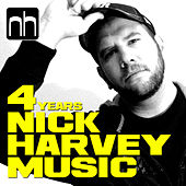4 Years Nick Harvey Music by Various Artists