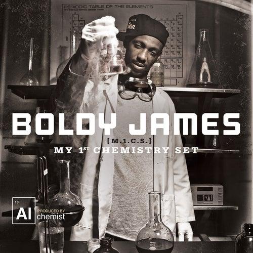 My 1st Chemistry Set by Boldy James