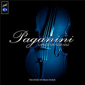 Paganini: Caprices for Violin Solo by Sergei Stadler