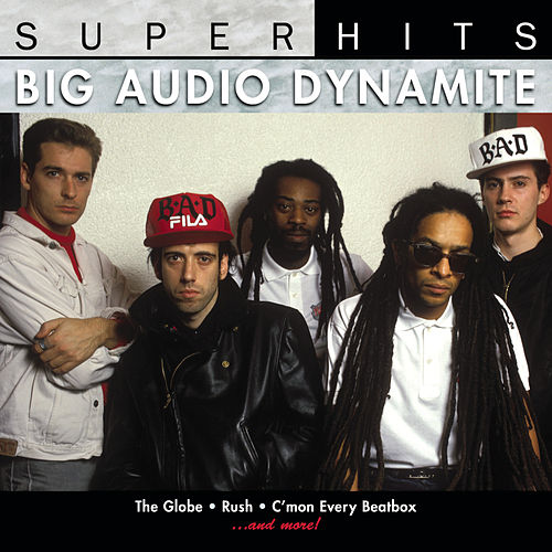 Super Hits von Big Audio Dynamite