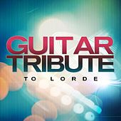 Guitar Tribute to Lorde by Acoustic Soul