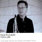 Blue & Purple by Hans Ulrik