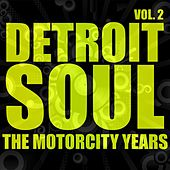 Detroit Soul, The Motown Years Volume 2 by Various Artists