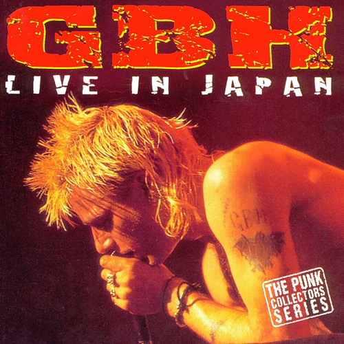 Live In Japan by G.B.H.