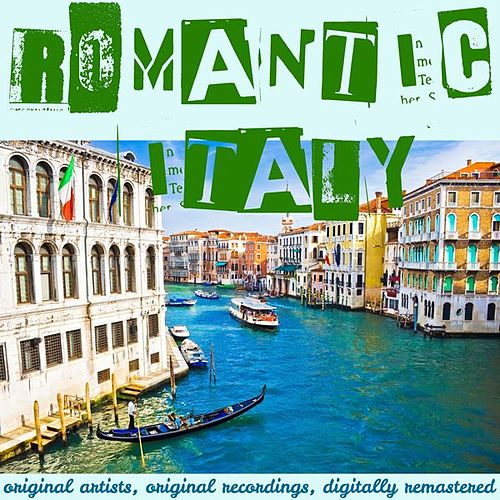 Romantic Italy by Various Artists