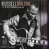 Live at Jazz Standard, Vol. 2 by Russell Malone