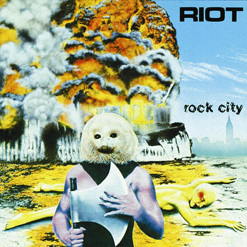 Rock City by Riot