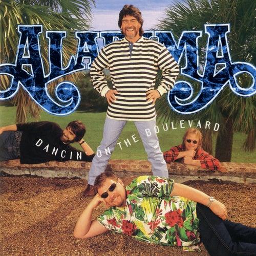 Dancin' On The Boulevard by Alabama