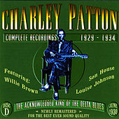Complete Recordings, CD D by Charley Patton