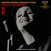 Portugal's Great Amália Rodrigues Live at the Olympia Theatre in Paris von Amalia Rodrigues