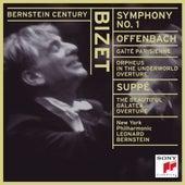 Bizet: Symphony No. 1 in C Major; Offenbach:  Gaîté Parisienne; Orphée aux enfers Overture; Von Suppé: Die schöne Galatea Overture by New York Philharmonic