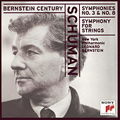 William Schuman: Symphonies Nos. 3, 5 & 8 by New York Philharmonic