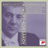 Rimsky-Korsakov:  Shéhérazade; Capriccio espagnol by New York Philharmonic