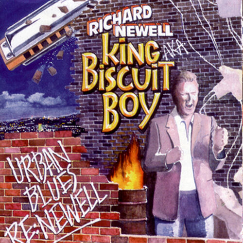 Urban Blues Re:Newell by King Biscuit Boy