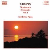 CHOPIN: Nocturnes, Vol.  1 by Idil Biret