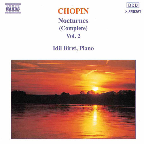 CHOPIN: Nocturnes, Vol. 2 by Idil Biret