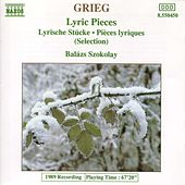 GRIEG: Lyric Pieces (Selection) by Balazs Szokolay