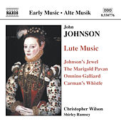 JOHNSON: Lute Music by Christopher Wilson