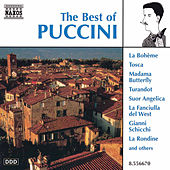 PUCCINI (THE BEST OF) by Various Artists