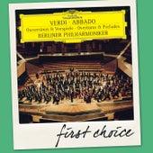 Verdi: Overtures & Preludes by Berliner Philharmoniker
