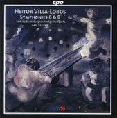 Villa-Lobos: Symphonies Nos. 6 & 8 - Suite by Stuttgart Radio Symphony Orchestra