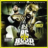 Hood Generals von Various Artists