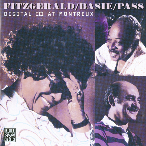 Digital III At Montreux by Ella Fitzgerald
