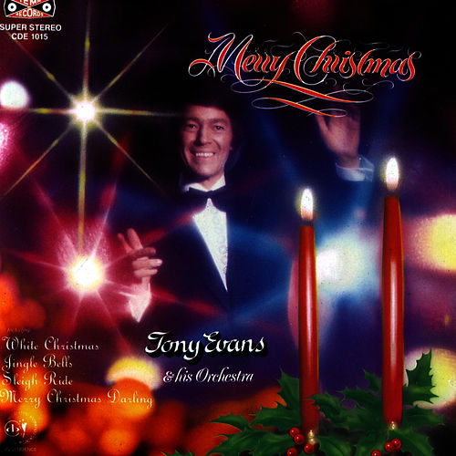 Merry Christmas - Tony Evans by Tony Evans