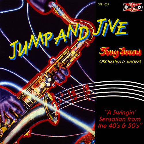 Jump & Jive by Tony Evans