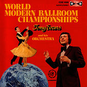 World Modern Ballroom Championships by Tony Evans