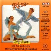 Rise 20 Wonderful Rumbas by Tony Evans