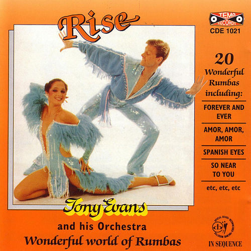 Rise 20 Wonderful Rumbas by Tony Evans