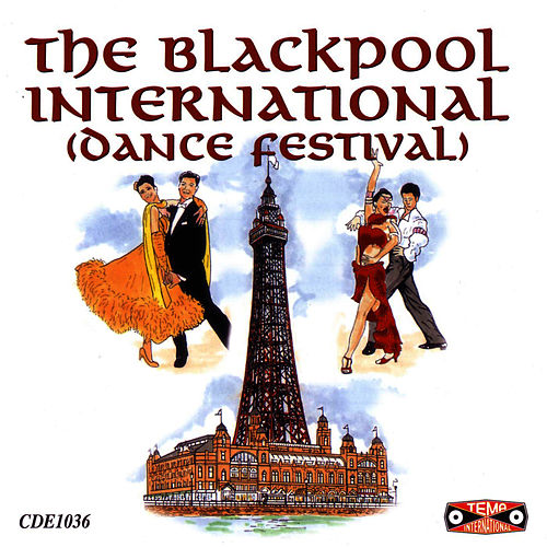 The Blackpool International Dance Festival by Tony Evans