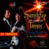 Spanish Fire 20 Wonderful Tangos by Tony Evans
