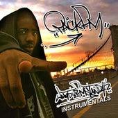 whutduzFMstand4? Instrumentals by Pack FM