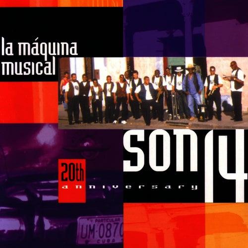 La Máquina Musical by Son 14