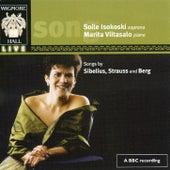 Songs By Sibelius, Strauss & Berg by Various Artists