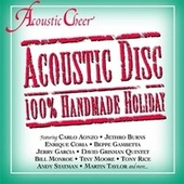 Acoustic Cheer (digital) by Various Artists