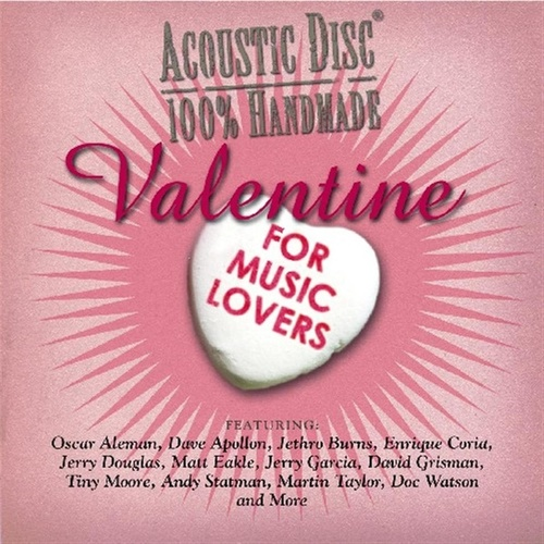 Valentine For Music Lovers (digital) by Various Artists
