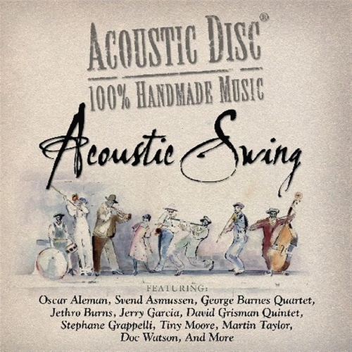 Acoustic Swing (digital) by Various Artists