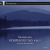 Mendelssohn Symphony no. 4 - 5 by Alfred Scholz