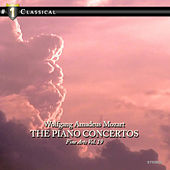 Mozart - The  Piano sonatas - Fine Arts Vol. 19 by Carmen Piazzini
